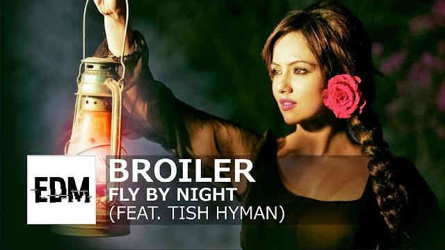 Broiler feat. Tish Hyman – Fly By The Night