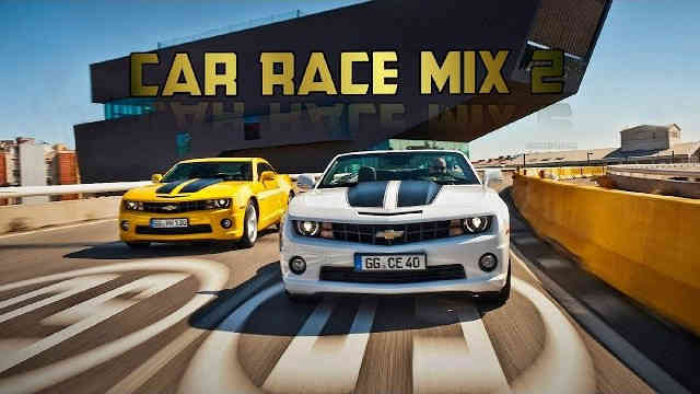Car Race Mix 2 – Electro & House Bass Music