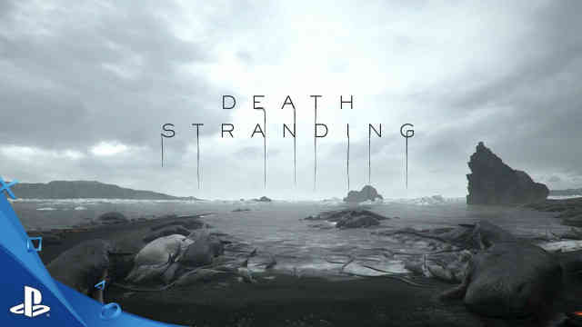 Death Stranding E3 2016 Trailer Reaction