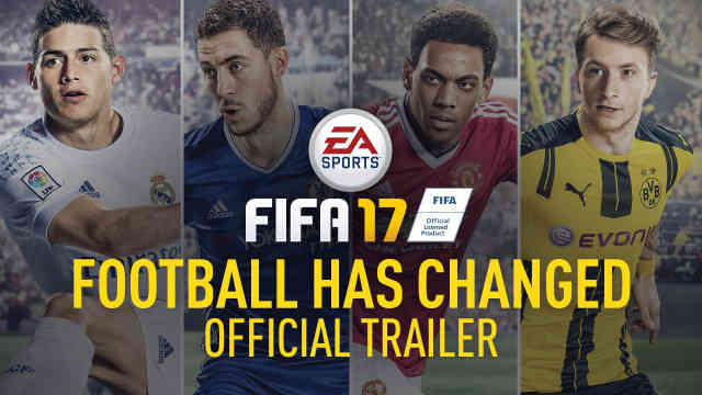 FIFA 17 Teaser Reaction