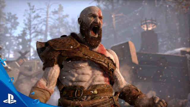 God Of War E3 2016 Gameplay Trailer Reaction