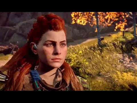 Horizon Zeron Dawn E3 2016 Gameplay Trailer Reaction