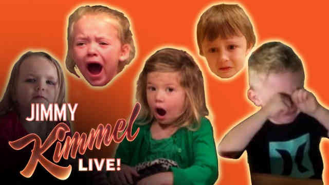 Jimmy Kimmel's – I Told My Kids I Ate All Their Halloween Candy 2016 PART 2 Reaction