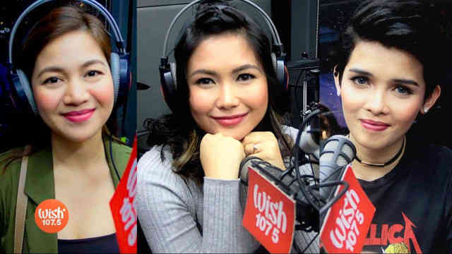 "Kyla, Yeng, and KZ cover ""Doo-Wop / Can't Take My Eyes Off You"" Reaction"
