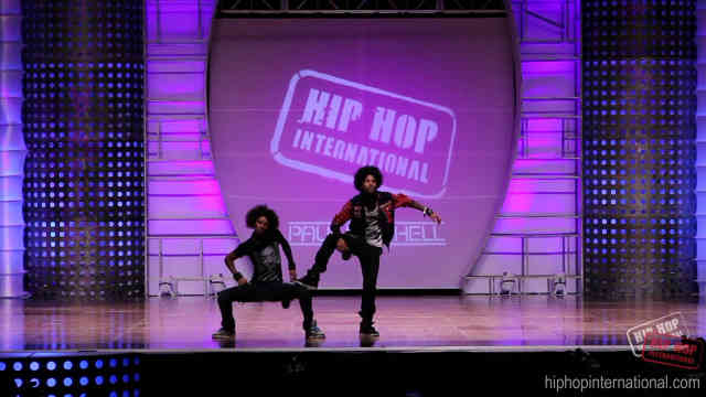LES TWINS – France | Performance @ HHI's 2012 World Hip Hop Dance Championship Reaction