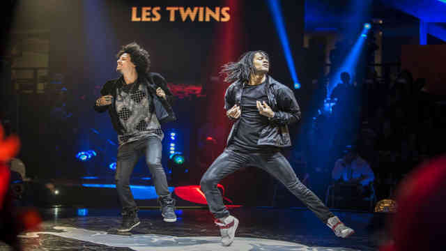 Les Twins Performance | Red Bull BC One World Final 2015 Reaction
