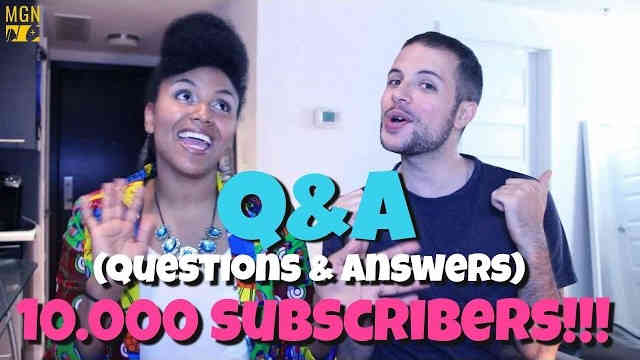 MGN: The Echo – Q&A (Questions & Answers)(10.000 subscribers!!!)