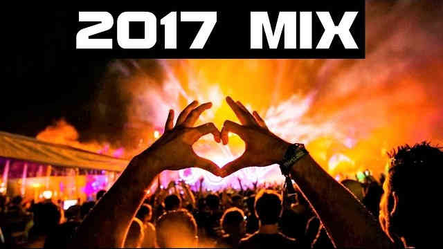 New Year Mix 2017 – Best of EDM Party Electro & House Music