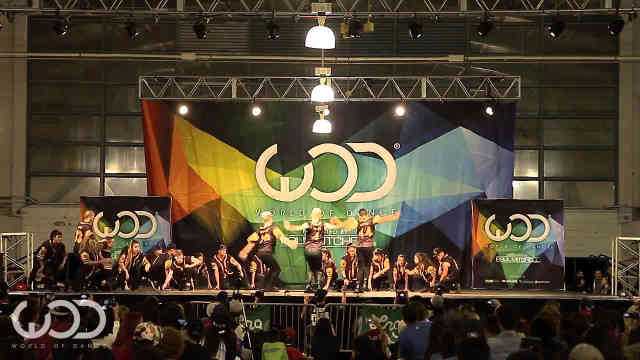 Royal Family World of Dance Bay Area 2014 Reaction