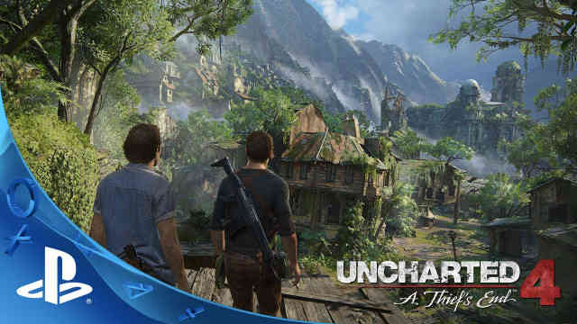 Uncharted 4 Official Story Trailer Reaction