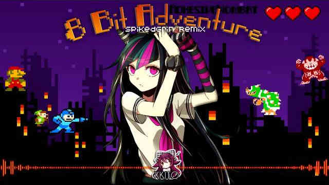 【Electro】AdhesiveWombat – 8 Bit Adventure (SpikedGrin Remix) [Free Download]
