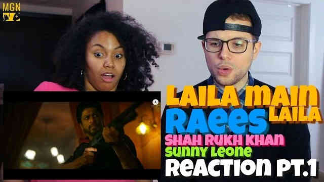 Laila Main Laila | Raees | Shah Rukh Khan | Sunny Leone Reaction Pt.1