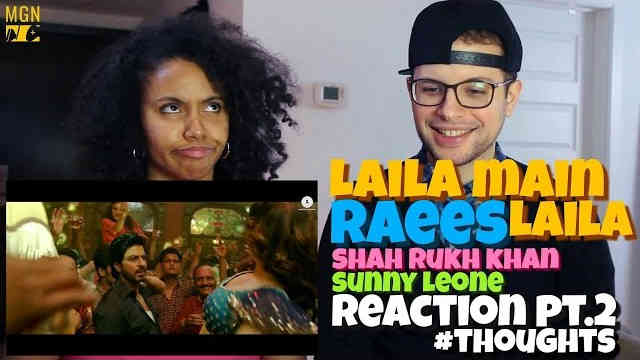Laila Main Laila | Raees | Shah Rukh Khan | Sunny Leone Reaction Pt.2 #Thoughts