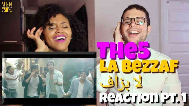 The5 – La Bezzaf | لا بزاف Reaction Pt.1