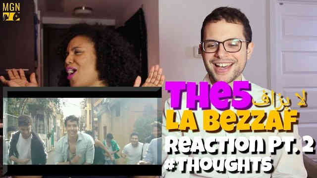 The5 – La Bezzaf | لا بزاف Reaction Pt.2 #Thoughts