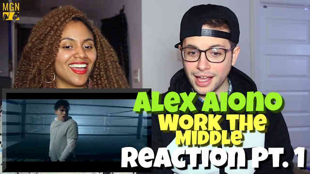 Alex Aiono – Work The Middle Reaction Pt.1