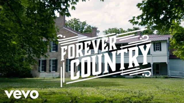 Artists Of Then, Now & Forever – Forever Country