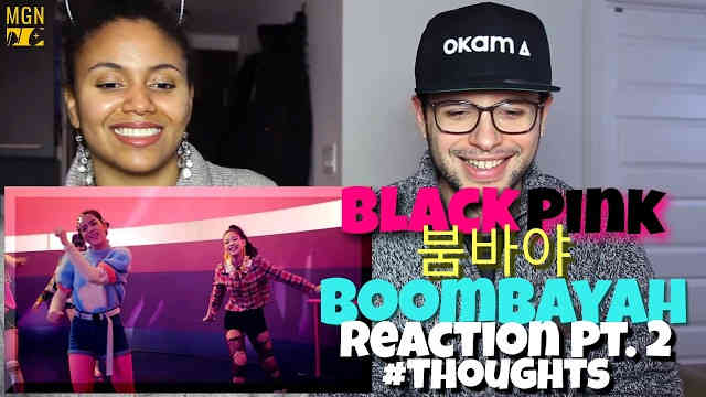 BLACKPINK – Boombayah Reaction Pt.2 #Thoughts
