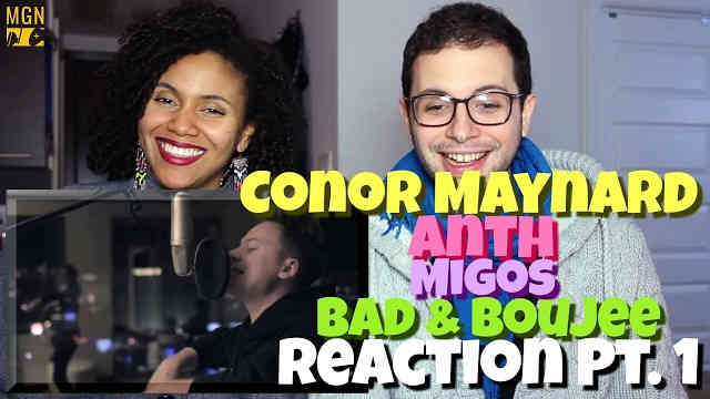 Conor Maynard & Anth – Bad & Boujee (Migos) Reaction Pt.1