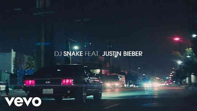 DJ Snake – Let Me Love You ft. Justin Bieber