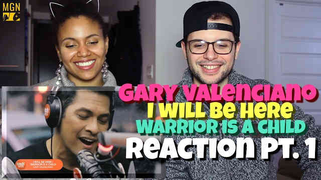 Gary Valenciano – I Will Be Here | Warrior is a Child Reaction Pt.1