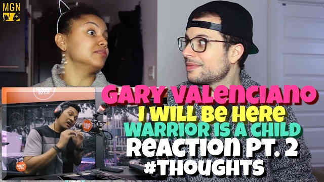 Gary Valenciano – I Will Be Here | Warrior is a Child Reaction Pt.2 #Thoughts