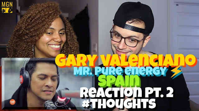 Gary Valenciano – Spain (Chick Corea) Reaction Pt.2 #Thoughts