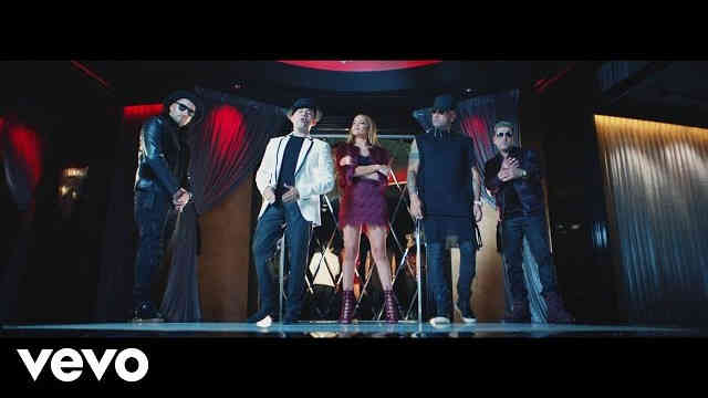 Play-N-Skillz – Si Una Vez (If I Once)[Official Video] ft. Wisin, Frankie J, Leslie Grace