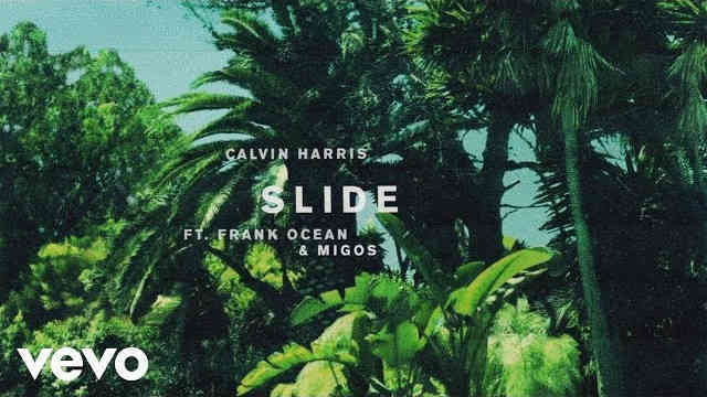 Calvin Harris – Slide (Audio Preview) ft. Frank Ocean & Migos