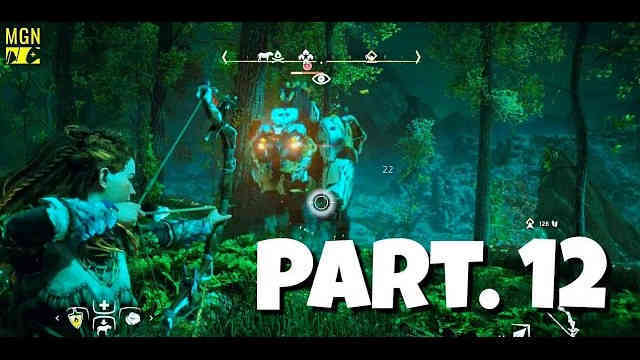 HORIZON ZERO DAWN Walkthrough Gameplay Part 12 – Another Sawtooth and Boar Skins (Let's Play)