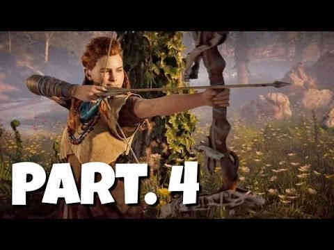 HORIZON ZERO DAWN Walkthrough Gameplay Part.4 – Sawtooth