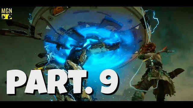 HORIZON ZERO DAWN Walkthrough Gameplay Part 9 – Tallneck (Let's Play)