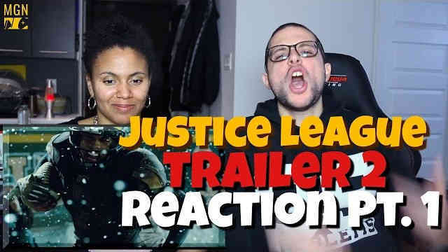 Justice League – Trailer 2 Reaction Pt.1