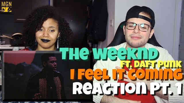The Weeknd – I Feel It Coming (Ft. Daft Punk) Reaction Pt.1