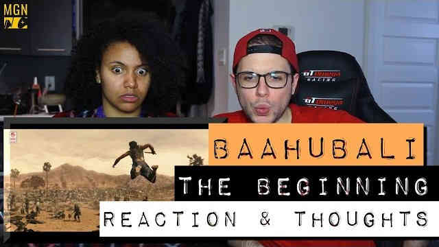 Baahubali – The Beginning Trailer Reaction & #Thoughts