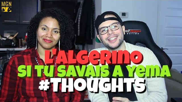 L'Algérino – Si Tu Savais (A Yema) Reaction Pt.2 #Thoughts