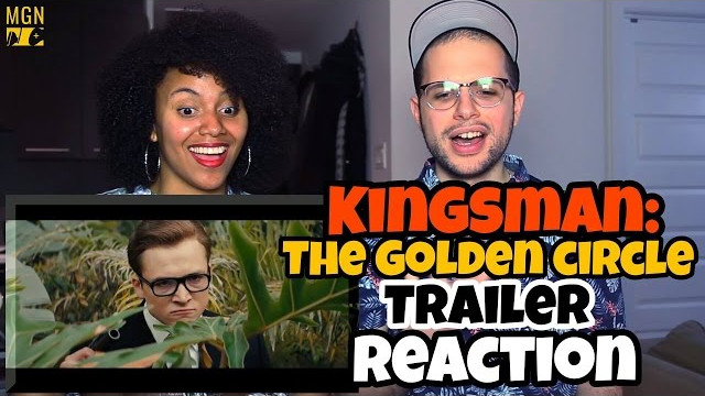 Kingsman: The Golden Circle – Trailer Reaction