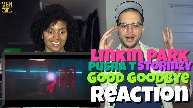 Linkin Park (feat. Pusha T and Stormzy) – Good Goodbye | REACTION
