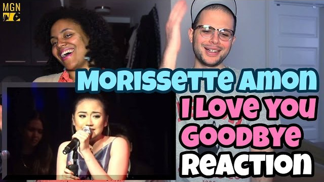 Morissette Amon – I Love You Goodbye at the Music Museum Stages Sessions REACTION
