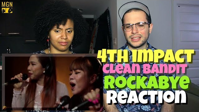 4th Impact – Rockabye (Clean Bandit) | REACTION