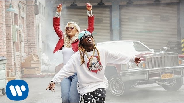 Bebe Rexha – The Way I Are (Dance With Somebody) feat. Lil Wayne (Official Music Video)