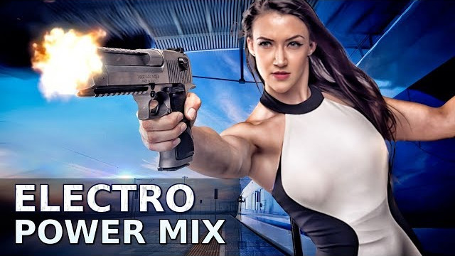 ELECTRO POWER MIX #6 ☢ EDM, Dubstep, Trap & Dirty House Music 2017