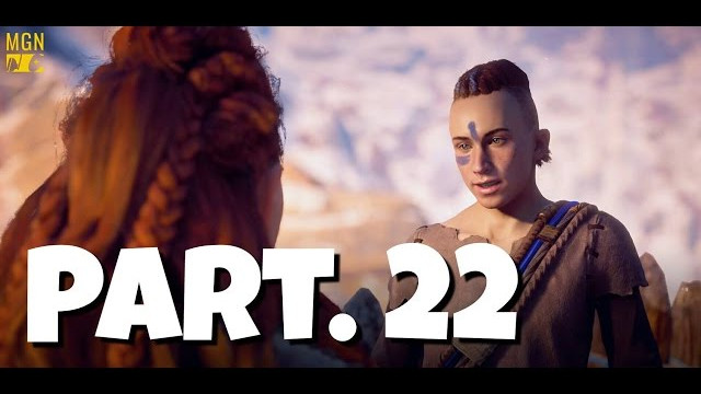 HORIZON ZERO DAWN Walkthrough Gameplay Part 22 – Sona's Task (Let's Play)