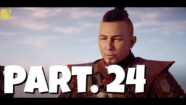 HORIZON ZERO DAWN Walkthrough Gameplay Part 24 – Carja Tribe (Let's Play)