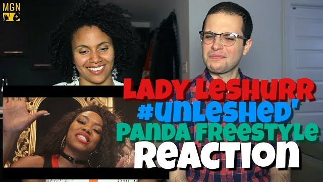 Lady Leshurr – #UNLESHED (Panda Freestyle) | REACTION