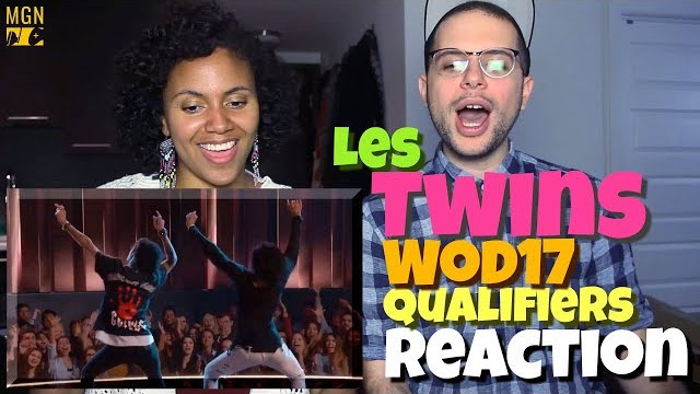 Les Twins – World of Dance 2017 Qualifiers | REACTION