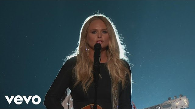 Miranda Lambert – Tin Man (2017 ACM Awards Performance)