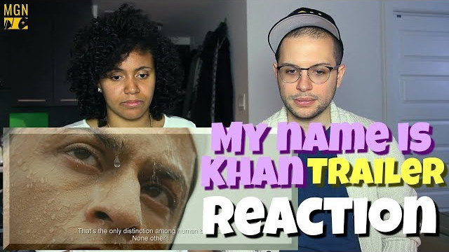 My Name Is Khan – Trailer | REACTION