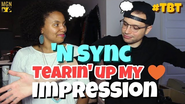 'N Sync – Tearin' Up My Heart | IMPRESSION