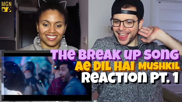 The Breakup Song – Ae Dil Hai Mushkil | Ranbir | Anushka Reaction Pt.1